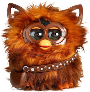 Star Wars Chewbacca Furby Toy