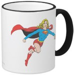 Supergirl coffee mug