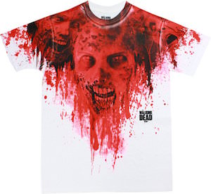 Blood Stained Walkers T-Shirt