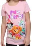 Pink PAW Patrol Kids T-Shirt