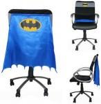 Batman Classic Blue Chair Cape