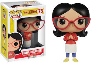 Linda Belcher Figurine From Bob's Burgers