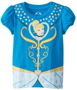 Cinderella Princess Costume T-Shirt