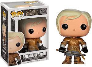 Game of Thrones Brienne of Tarth Pop Vinyl Figurine