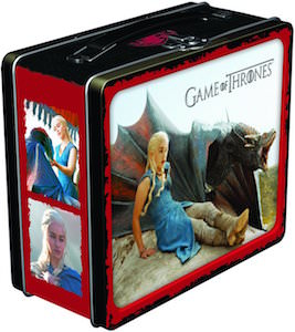 Game of Thrones Daenerys Targaryen Lunch Box