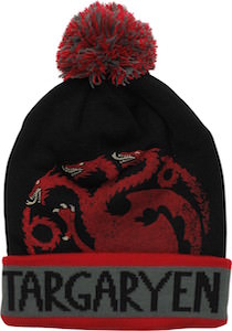 Game of Thrones Targaryen Winter Hat