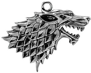 Game of Thrones Direwolf USB Flash Drive