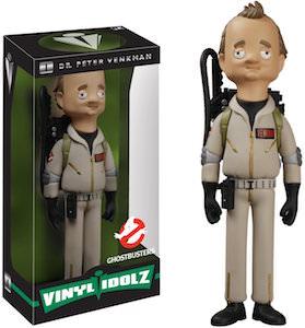 Ghostbusters Dr. Peter Venkman Vinyl Idolz Figurine