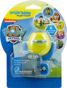 PAW Patrol Projection Night Light