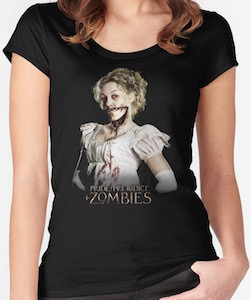 Pride + Prejudice + Zombies T-Shirt