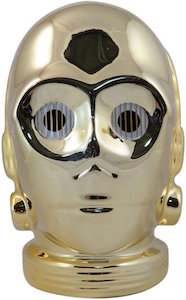 Star Wars C-3PO Ceramic Cookie Jar