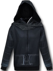 Star Wars costume hoodie of Kylo Ren