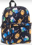 Adventure Time Jake And Finn Backpack With Hood