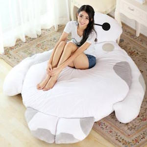 Big Hero 6 Baymax Bed