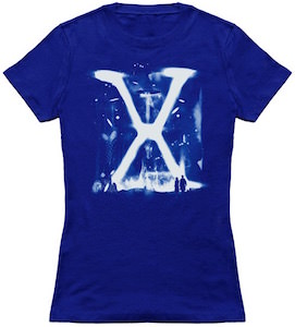 The Big X Files T-Shirt