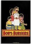 Bob's Burgers Family Magnet