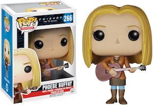 Friends Phoebe Buffay Figurine