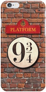 Harry Potter Platform 9 3/4 iPhone Case