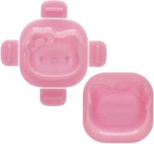 Hello Kitty Egg Shaper