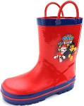 PAW Patrol Red Rain Boots