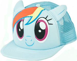 My Little Pony Rainbow Dash Truckers Hat