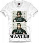 Supernatural Winchester Boys Wanted T-Shirt