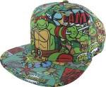 Teenage Mutant Ninja Turtles Heroes All Over Hat