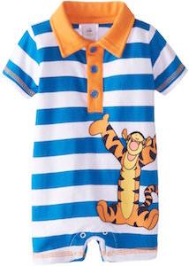 Tigger Baby Boy Bodysuit