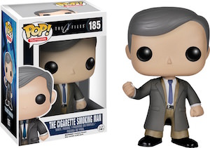 The X Files Smoking Man Pop! Figurine