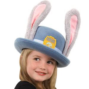 Zootopia Judy Hopps Bowler Hat