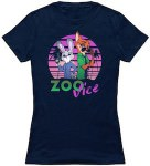 Zootopia Zoo Vice T-Shirt