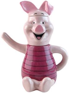 Winnie the Pooh Piglet Teapot And Mug