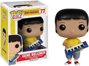 Gene Belcher Figurine From Bob's Burgers