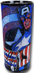 Marvel Captain America Hanging Night Light