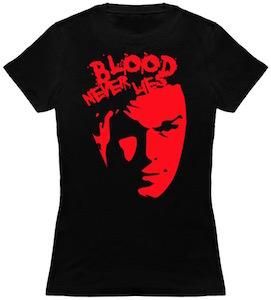 Dexter Blood Never Lies T-Shirt