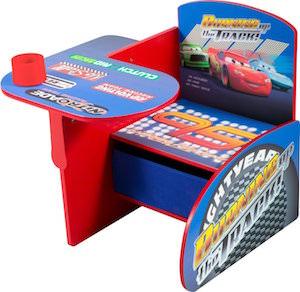 Disney Cars Chair Desk For Kids