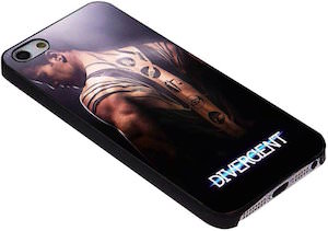 Divergent iPhone Case With Four On It