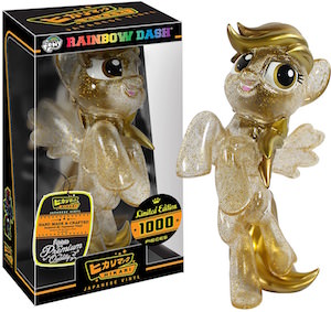 My Little Pony Rainbow Dash Gold Dust Hikari Figurine