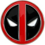 Marvel Deadpool Belt Buckle