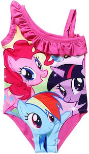 My Little Pony Girls Swimsuit