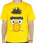 Sesame Street Bert Face T-Shirt