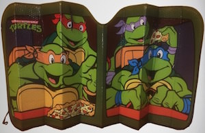 Teenage Mutant Ninja Turtles Car Sun Shade