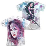 Wonder Woman front and back t-shirt for sale