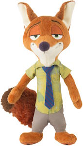 Zootopia Large Nick Wilde Plush
