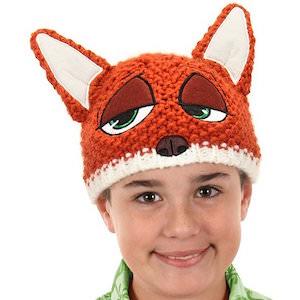 Zootopia Nick Wilde Beanie Hat