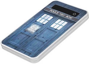 Doctor Who Tardis Power Bank