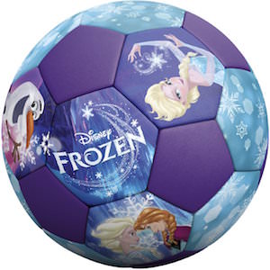 Disney Frozen Soccer Ball