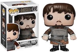 Game of Thrones Samwell Tarly Figurine