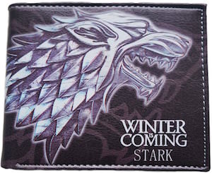 Game of Thrones Direwolf Wallet