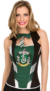 Harry Potter Slytherin Corset Top